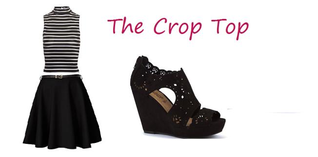 the crop top